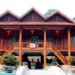 Mẫu thiết kế nhà gỗ 2 tầng đẹp như mơ