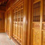 Nhà gỗ – một nét văn hóa mang đậm bản sắc Việt