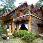 Thiết kế nhà gỗ kết hợp giữa cổ điển và hiện đại, tại sao không?