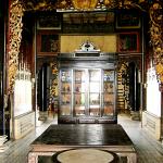 Nhà gỗ 3 gian – Tinh túy không gian Việt