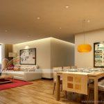 Thiết kế nội thất căn hộ mẫu chung cư Thống Nhất Complex 82 Nguyễn Tuân