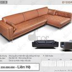 Sofa nhập khẩu đẹp hiện đại DG1013- Clarissa – Italia