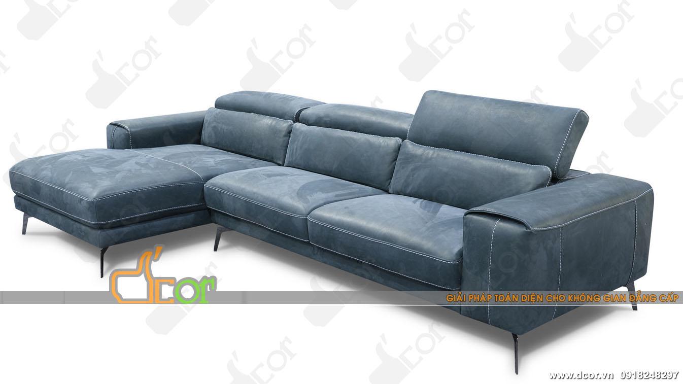 Sofa nhập khẩu cao cấp DG1001 Saporini - Canova - Italia đẹp đốn tim người nhìn