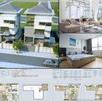 Biệt thự đơn lập The Manor Central Park Nguyễn Xiển – tiêu chuẩn sống 5 sao