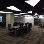 Thiết kế nội thất văn phòng Co-woking space hiện đại tầng 5 Kim Mã- Nhân tố thúc đẩy Start-up thành công