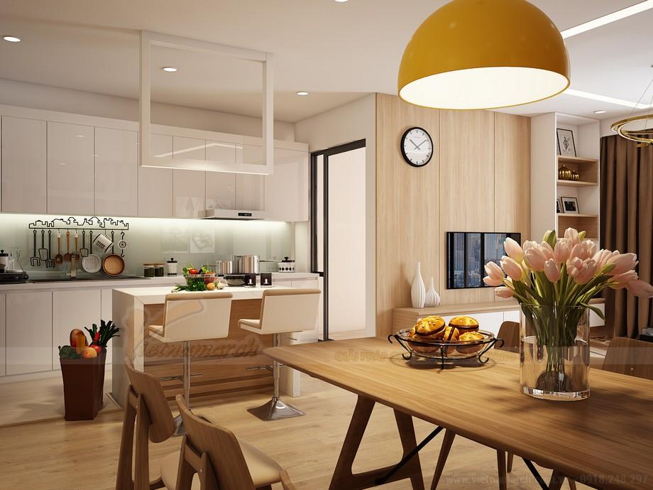 Thiết kế phòng bếp độc đáo, nơi khơi dậy niềm đam mê nấu nướng
