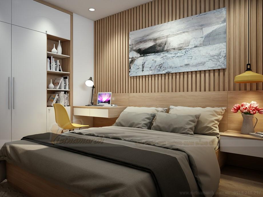 Phòng ngủ hiện đại, trái tim của ngôi nhà
