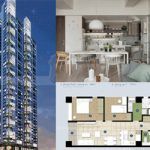 Thiết kế nội thất cho căn hộ 2 phòng ngủ tại CC The Manor Central Park Nguyễn Xiển