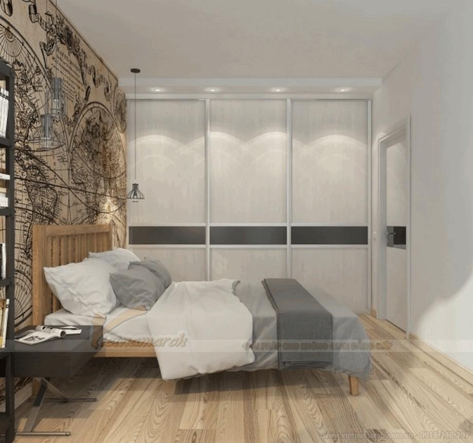 Phòng ngủ yên tĩnh, nơi thư giãn tốt nhất cho bạn