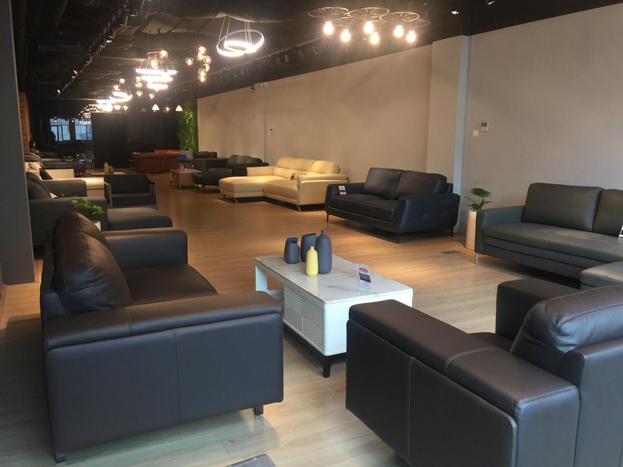 Thi công và hoàn thiện thiết kế nội thất showroom 58A Ngô Thì Nhậm đẹp