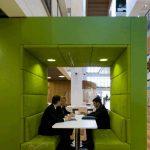 Học hỏi thiết kế nội thất văn phòng độc đáo của các nước trên thế giới