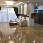 Nội thất căn hộ mẫu 122,4m2 chung cư Thống Nhất Complex 82 Nguyễn Tuân