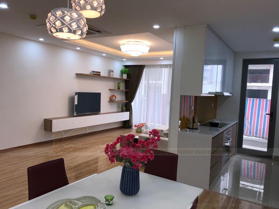 Trần thạch cao cho nhà chung cư Thống Nhất Complex 82 Nguyễn Tuân