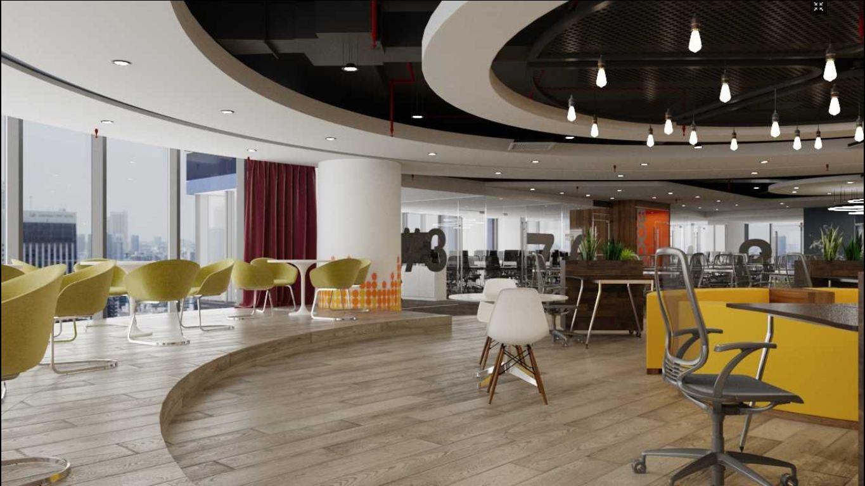 Bản vẽ thiết kế showroom nội thất văn phòng làm việc hạng A Láng Hạ