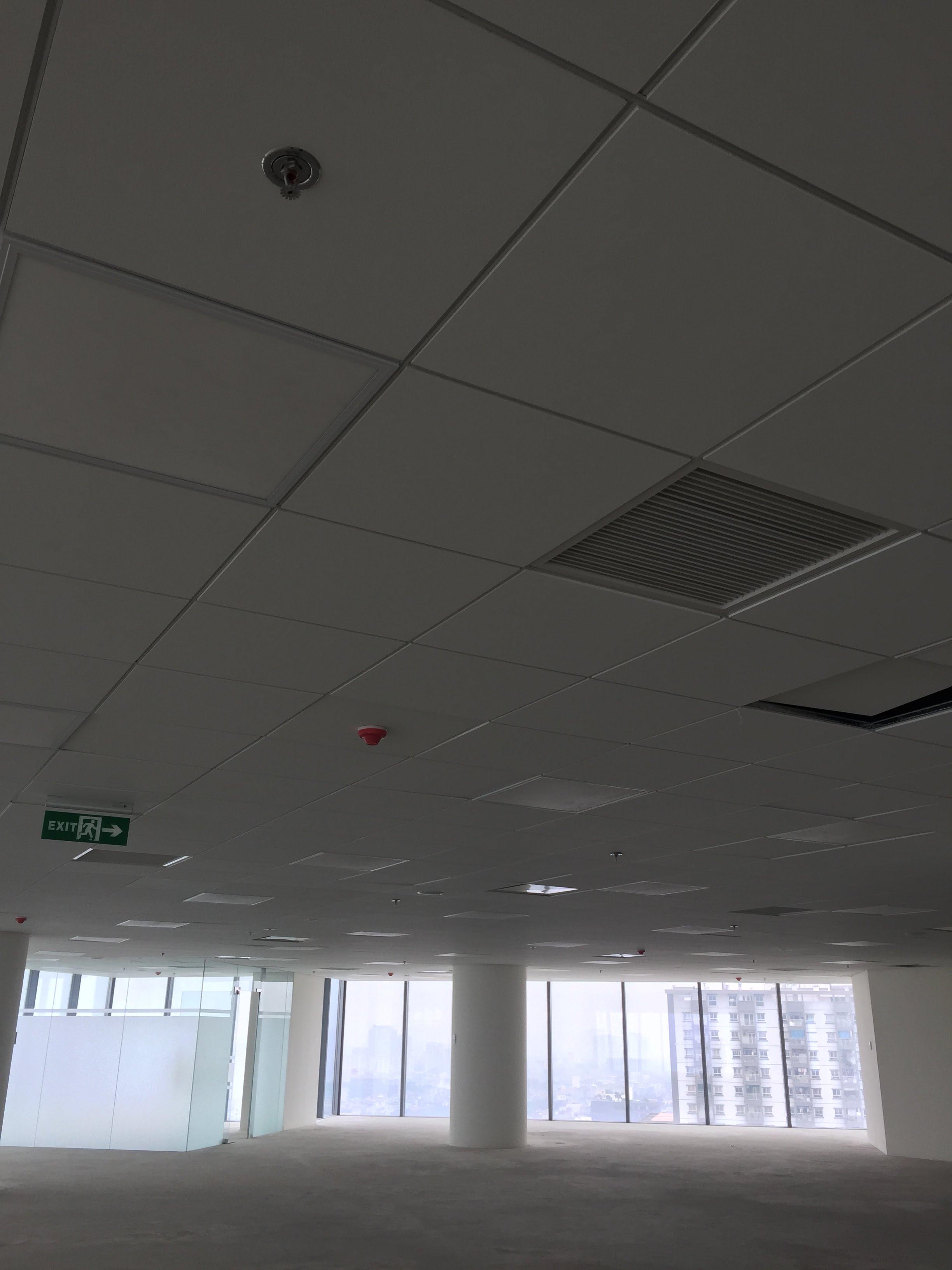 Hiện trạng của văn phòng tại Láng Hạ