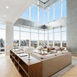 Thiết kế nội thất hiện đại cho căn hộ Penthouse dự án The Manor Central Park Nguyễn Xiển