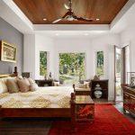 Không gian phòng ngủ sang trọng với những mẫu quạt trần đèn cao cấp