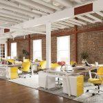 Thiết kế văn phòng hợp phong thủy – Bí quyết mang lại sự hưng thịnh và thành công
