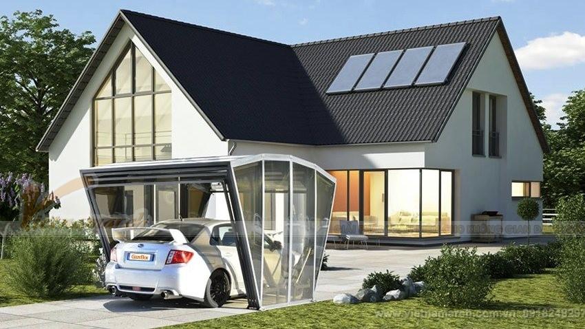 Bãi đỗ xe thông minh Gazebox giúp tiết kiệm thời gian và tiền bạc