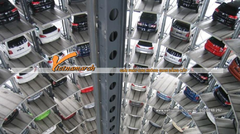 Hệ thống bãi đỗ xe tự động