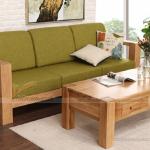 Mùa đông có nên lựa chọn sofa gỗ hay không?