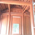Mẫu nhà gỗ đơn giản nhưng đậm đà bản sắc dân tộc