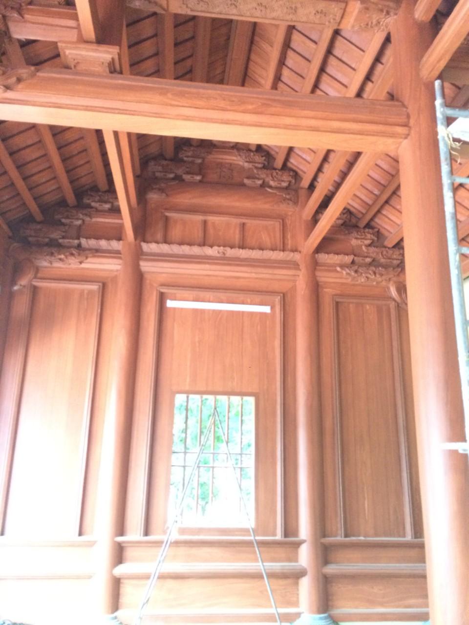 Mẫu nhà gỗ đơn giản