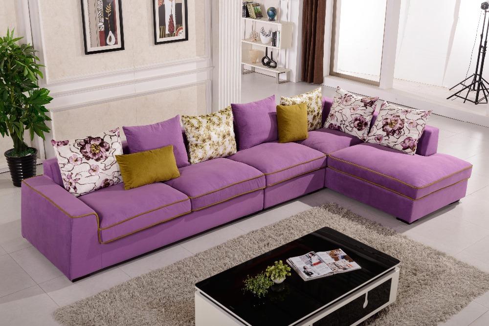 Sofa Malaysia góc là lựa chọn phù hợp với nhiều loại không gian