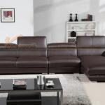 Chọn sofa da cho phòng khách bạn cần biết những điều này