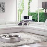 Mua sofa da màu trắng mang đến điều tuyệt vời gì cho ngôi nhà của bạn?