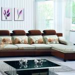 Bộ ghế sofa nhập khẩu rời hợp với không gian phòng khách nào?