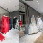 Bí quyết thiết kế nội thất showroom áo cưới bắt mắt
