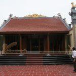 20 mẫu nhà thờ họ, từ đường mang nét đẹp truyền thống đặc trưng của Bắc Bộ