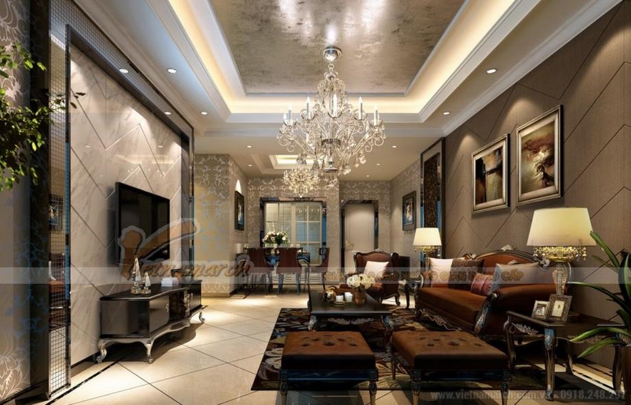 Nhà phố The Manor Central Park Gold và những thiết kế nội thất nổi trội