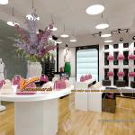 Đánh thức tiềm năng mua hàng với thiết kế nội thất showroom đẹp hoàn hảo đến từ Vietnamarch