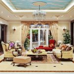 Thiết kế nội thất tân cổ điển cho căn biệt thự song lập The Manor Central Park Nguyễn Xiển