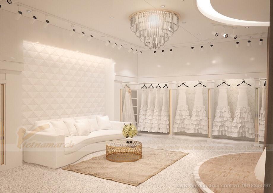 Thiết kế nội thất showroom