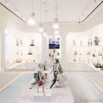 Choáng ngợp trước những mẫu thiết kế nội thất showroom độc lạ trên thế giới