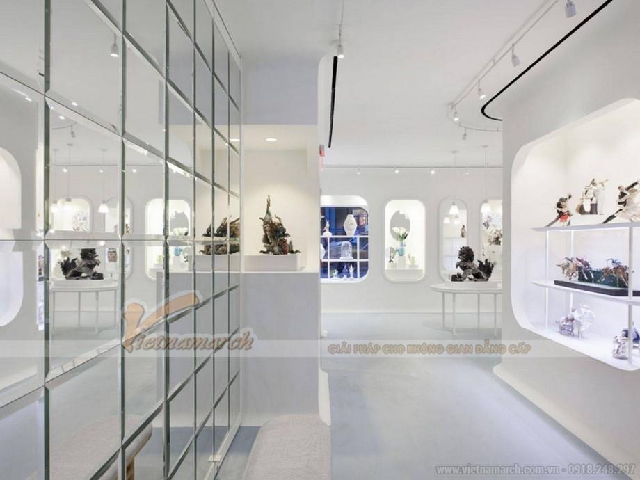thiết kế nội thất showroom độc lạ trên thế giới