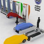 Sự kết hợp hoàn hảo giữa bãi đỗ xe thông minh và công nghệ xe nhiên liệu sạch