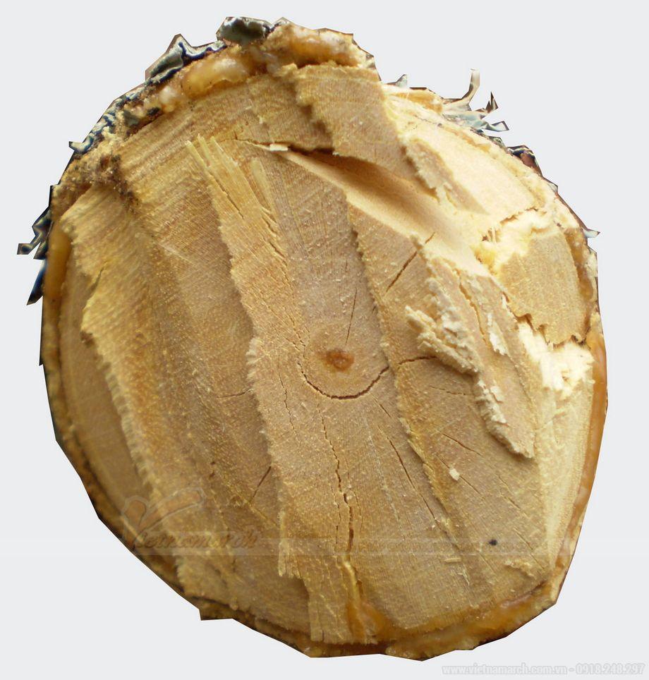 Bàn thờ gỗ mít và những sự thực về gỗ mít bạn cần biết