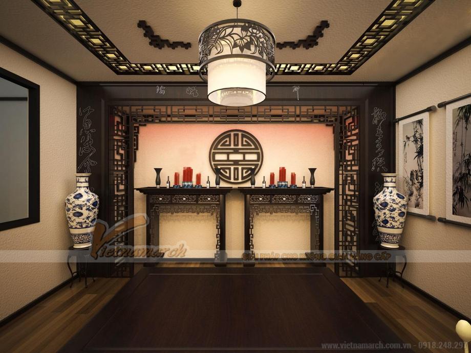 HOT: Bàn thờ cổ điển- phong cách đến từ Châu Âu