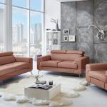 Gửi bạn tham khảo những mẫu ghế sofa da bò đẹp và sang trọng 2018