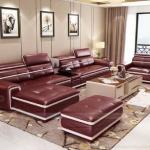Lời khuyên của chuyên gia: Nên lựa chọn sofa da thật nhập khẩu cho phòng khách