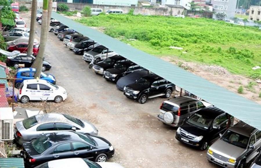 Nóng hổi tiêu chuẩn bãi đỗ xe chung cư- đâu là giải pháp?