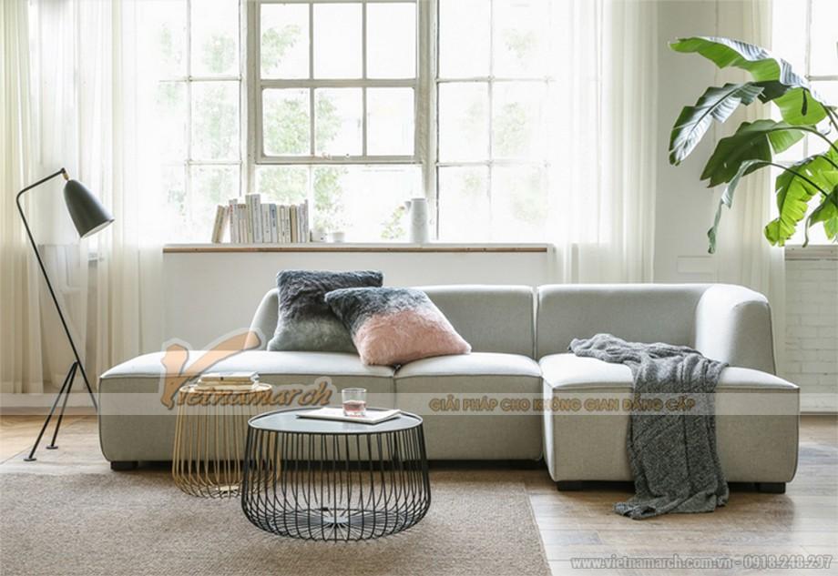 Mấu sofa đẹp hiện đại chỉ từ 2  triệu đồng
