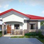 5 mẫu thiết kế nhà cấp 4 đơn giản tuyệt đẹp