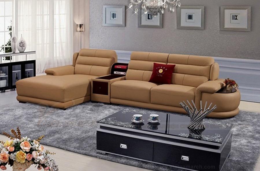 Sofa góc - Sự lựa chọn hoàn hảo cho văn phòng của bạn