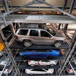 Bãi đỗ xe thông minh –  tự lái – có hệ thống thang nâng tự động hoạt động như thế nào?