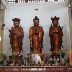 Bàn thờ Phật Tam thế phật và những điều bạn chưa biết!
